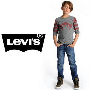 Levi's 527 Boot Cut Jeans - Size 12